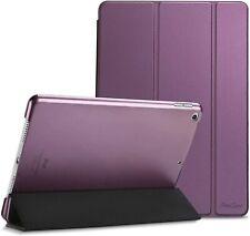 iPad Case 10.2 Inch Case 2020 2019 (8th /7th Generation) Slim Lightweight Purple