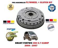 pour Smart Fortwo 0.7 61BHP 450 2004-2007 NEUF ROUE + Kit embrayage Pré-assemblé