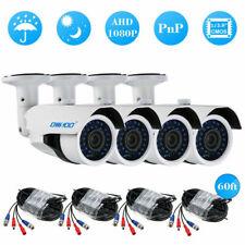 Kit Camera Telecamere Di Sicurezza OWSOO 4PZ Con Cavi AHD 1080P 2000TVL IR-CUT