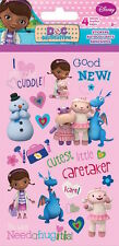 4 Sheets Disney Junior Doc McStuffins Stickers Party Favors Teacher Supply