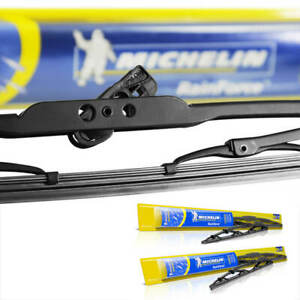 TVR Chimaera (01/93-12/03) Convertible Michelin Rainforce Front Wiper Blade Set