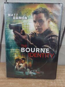 The Bourne Identity (DVD, 2013)- Brand New Matt Damon Free Shipping