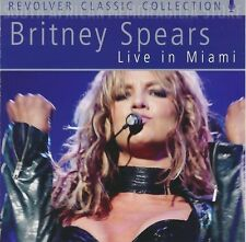 BRITNEY SPEARS - Live in Miami - South African CD Britney Spears *New*