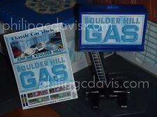Nevada Sentinel (Boulder Hill Gas) MASK CUSTOM Sticker Kit for Billboard Blast