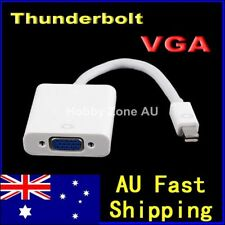 Thunderbolt Port to VGA Adapter Cable For MacBook Pro Air iMac to TV Monitor