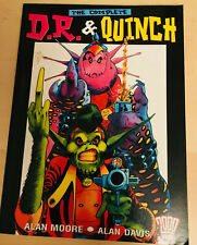 The Complete D.R. and Quinch (2000 AD Presents S.) by Davis, Alan Paperback