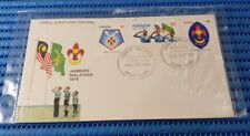 1974 Malaysia First Day Cover Scouts Jamboree 1974 Commemorative Stamp Issue