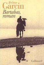 JEROME GARCIN BARTABAS, ROMAN + PARIS POSTER GUIDE