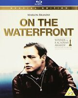 On The Waterfront [Blu-ray] [1954] [Region Free] [DVD][Region 2]