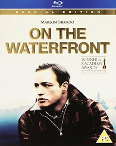 On The Waterfront [Blu-ray] [1954] [Region Free] [DVD][Region 2]
