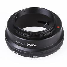 Fotga Adapter Mount Ring for Canon FD Lens to Sony NEX E NEX-3/5 NEX-VG10 J7R9