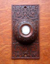 """New Victorian Craftsman """"Elegance"""" Doorbell Button"""