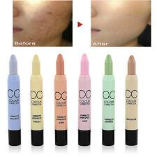 1 X Face Makeup Base Corrector Blemish Concealer Stick CC Moisture Concealer Pen