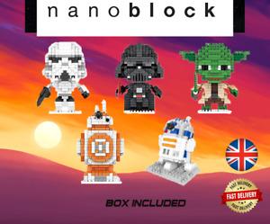 Brand New Star Nano Building Blocks Gift INC BOX UK - Ideal Stocking fillers!