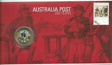 2009 PNC Australia Post 200 Years Coin & FDC As Issued Value Here $14.95 ex PO