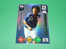 NAKAZAWA JAPAN PANINI FOOTBALL FIFA WORLD CUP 2010 CARD ADRENALYN XL