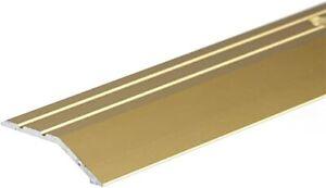 Dural LP TRANS Self Adhesive Aluminium Ramping Strips 0.9m