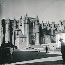 PORTUGAL c. 1950 - Auto La Cathédrale Guarda - Div 10407