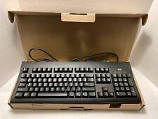 Dell WYSE USB Keyboard with PS/2 Port KU-8933 901716-06L Black - NIB