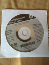 HP Computers 64bit Operating System Windows 10 7 DVD Restore Repair Install