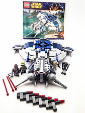 LEGO Star Wars Droid Gunship (75042) 100% Complete - Retired Set - Very Good UC