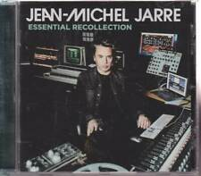 "★ JEAN MICHEL JARRE ""Essential Recollection"" Best Of CD"