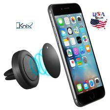 2 - Magnetic Car Phone Mount Air Vent Cell Phone Holders for iPhone 7 Plus 8 6s