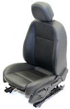 Opel Zafira C Tourer Sportsitz Sitz Vorne Links LEDERSITZ Fahrersitz Schwarz