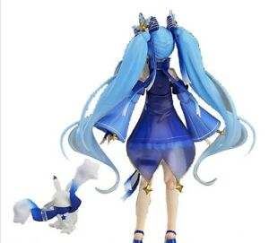 New 14CM VOCALOID Hatsune Miku PVC Action Anime Figure Toy Figma EX 037 in Box