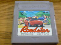 Roadster GameBoy Game boy Nintendo GB From Japan used