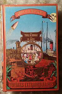 Livre Le tour du Monde en 80 jours / Jules Vernes