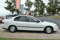 Holden Commodore Executive VX  SEDAN REAR WINDOW SPOILER - MATTE BLACK