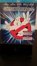 Ghostbusters/Ghostbusters 2(Bluray Disc,2014,2-Disc Set-Digibook,Mastered in 4K)