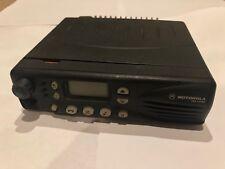 Motorola  LCS2000 900MHz Mobile Ham Radio Free Programming includes Microphone