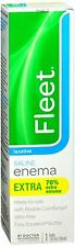 Fleet Extra Cleansing - Relief Enema 7.80 oz (Pack of 9)