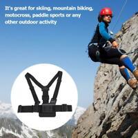 Waterproof Adjustable Mount Belt Chest Sling Strap for DJI Osmo Action Camera