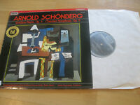 LP Arnold Schönberg Verklärte Nacht Chamber Symphony Vinyl VOX TV 334 263