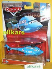MC- HELICOPTER DINOCO #7/8 Deluxe Disney Mattel Cars Metal modellino New Diecast