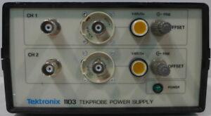 Tektronix 1103 Tekprobe Power Supply #2 Tested and Working
