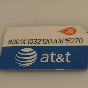ATT USB Connect 3G with SIMM card, 2008