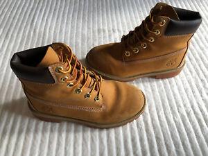 Timberland Boots Size Uk 3
