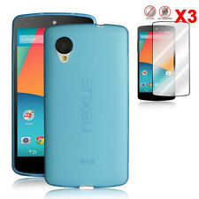 For Google LG Nexus 5, LG Soft Gel TPU Case Cover