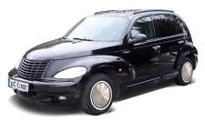 "16"" Hot Rod Edelstahl Radzierblende V2A Chrysler PT Cruiser 300C 300M Voyager"