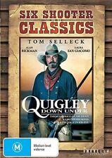 Quigley Down Under (DVD, 2015)