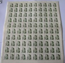 CHILE, NICE SCOTT 477 FULL 100 STAMPS SHEET
