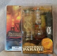 Mcfarlane Toys: The Infernal Parade- Dr. Fetter's Family of Freaks