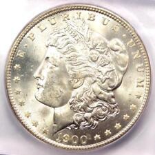 1900-O/CC Morgan Silver Dollar $1 VAM-11 - ICG MS65 - Rare O/CC - $2,000 Value!