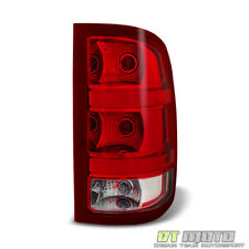 2007-2013 GMC Sierra 1500 2500HD 3500HD Tail Light Brake Lamp RH Passenger Side
