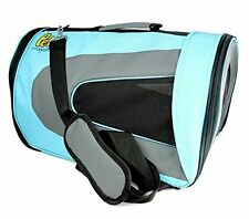 Pet Magasin Soft Sided Pet Travel Carrier For Dogs & Cats