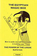 EGYPTIAN MAGIC BOX  --